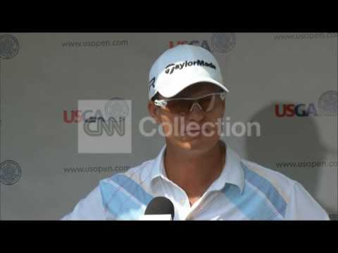 PGA: JOHN SENDEN 2ND ROUND SOUND