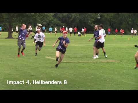 Wichita Impact Vs. Hellbenders   Hootie On The Hill 2019 (Pool Play)