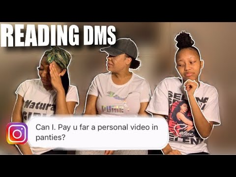 OUR MOMMA WENT THROUGH OUR REQUEST DMS!