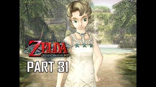 The Legend of Zelda Twilight Princess HD Walkthrough Part 31 - Ilia's Memories (Hero Mode)