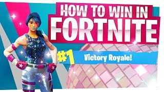 How to win in Fortnite - Explaining it all Live