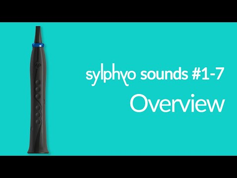 Sylphyo: Overview of the seven first sounds