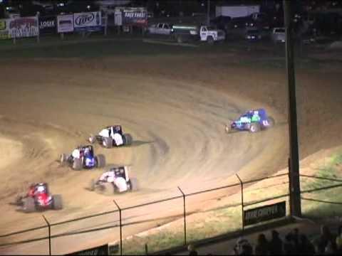 1 Lincoln Park Speedway 4/7/12 Sprints