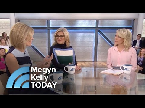Kate Snow, Cynthia McFadden Reveal How They Were Sexually Harassed | Megyn Kelly TODAY