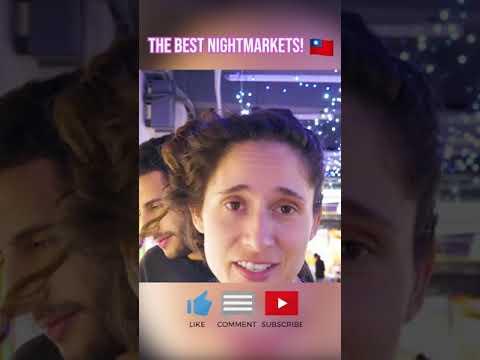 The Best Nightmarkets! #Shorts