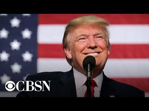 President Trump hosts 'MAGA' rally in El Paso, Texas: live stream