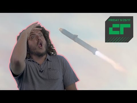 Using SpaceX Spaceships to Travel on Earth | Crunch Report