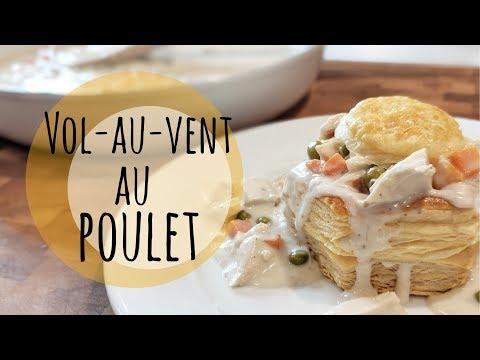 recette-vol-au-vent-au-poulet-facile-avec-5-ingrédients