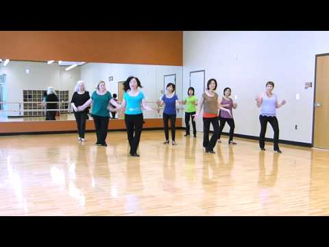 Fireball - Line Dance (Dance & Teach)