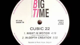 Cubic 22 - Night In Motion (Remixed Version)