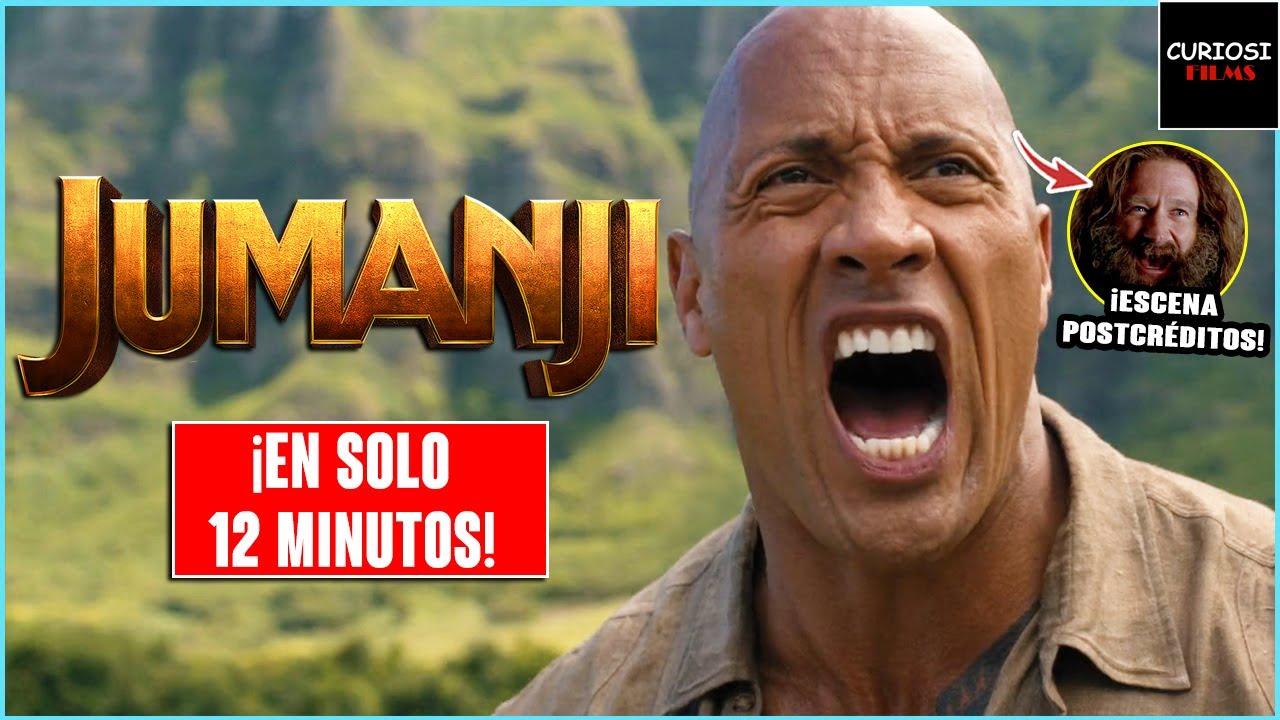 Download Cuéntame Jumanji 2 & 3 en 12 Minutos 🕹 | CuriosiFilms