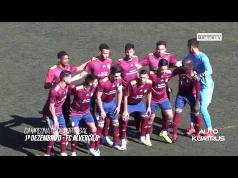 1º Dezembro 0 FC Alverca 0 - HIGHLIGHTS