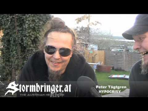 HYPOCRISY Video Interview