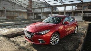 Тест-драйв Mazda3 2014 // АвтоВести 138