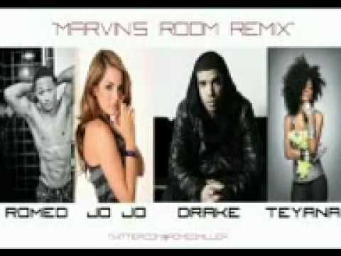 Lil' Romeo Featuring JoJo , Teyana Taylor & Drake Marvin's Room Remix Official Music Video