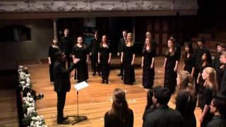 Sicut Cervus - Tawa College - Blue Notes