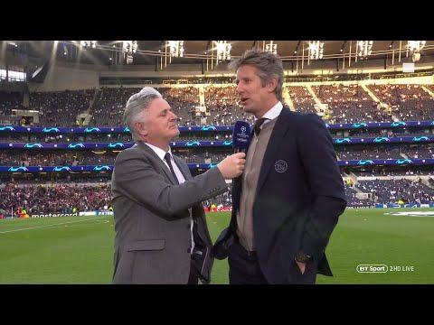 Van der Sar: We won't break up this Ajax team   Legend explains club's DNA