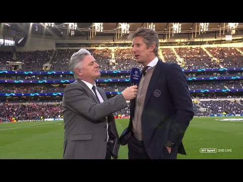 Van Der Sar: We Won't Break Up This Ajax Team | Legend Explains Club's DNA