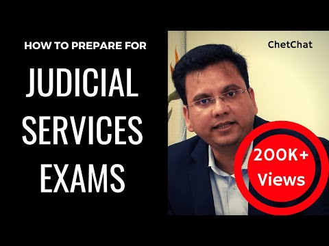 How To Study For Judicial Services Exams Without Coaching | Eligibility, Books | ChetChat