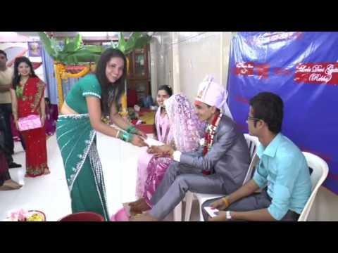 WEDDING MEMORY OF MR. VINOD ADHIKARI ( PADAM BAHADUR ) + MISS. REKHA GYAWALI ( LEELA DEVI )