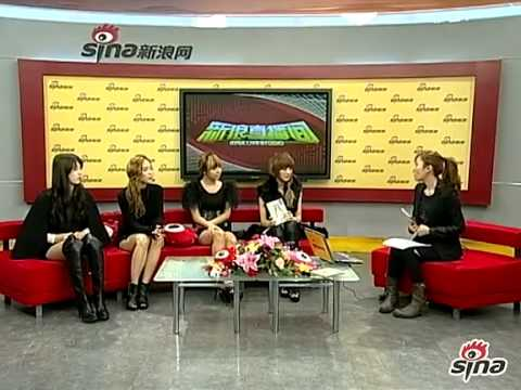 111116 Miss A Sina Live Chat Part 1