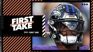 Can Lamar Jackson lead the Ravens to a Super Bowl?   First Take