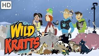 Wild Kratts 🎄❄️ A Creature Winter Wonderland | Kids Videos