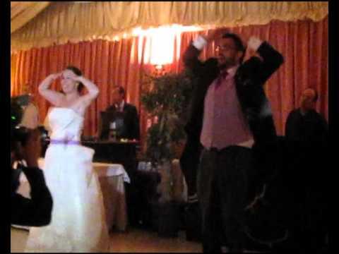 Baile de boda diferente!!! coreografias novios divertidas!! animacionloca.com
