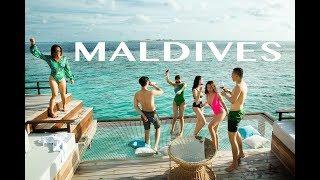 [ Tập 3 ] Chuyến du lịch nửa tỉ tới thiên đường hạ giới Maldives cùng Vũ Khắc Tiệp - Phần 2