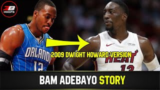 BAM ADEBAYO STORY | ANG 2020 MOST IMPROVED PLAYER NG MIAMI HEAT?