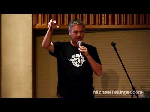 Michael Tellinger - 2017 Sound Resonance Magnetics & Reality
