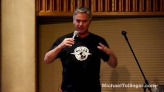 Michael Tellinger - 2017 Sound Resonance Magnetics & Reality