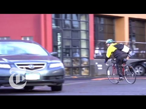 Portland Oregon: Bike City | The New York Times