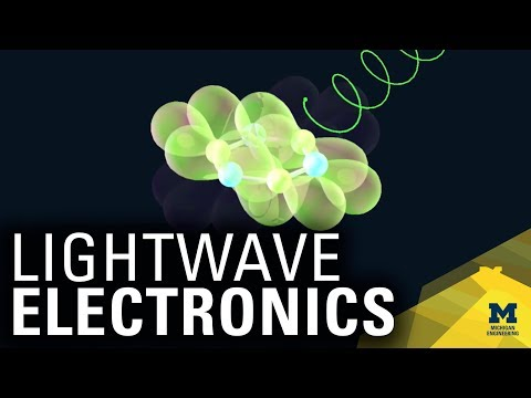 How lightwave valleytronics can make computers 1 million times faster