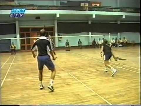 TV Report THBC Badminton Tour 2001 Shamim & Babu Bahi