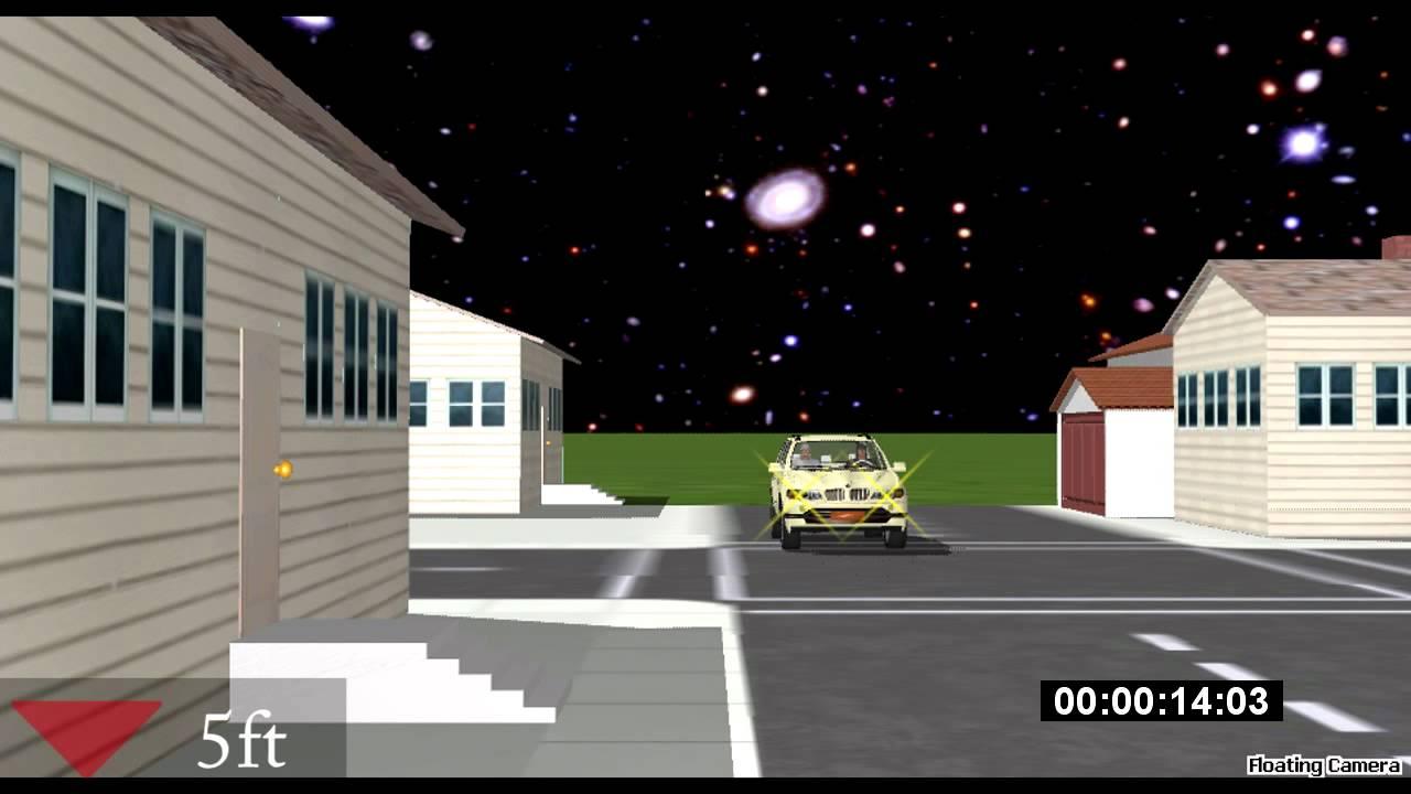Jib Shot Animatic Previz Test in FrameForge Studio 3 - YouTube