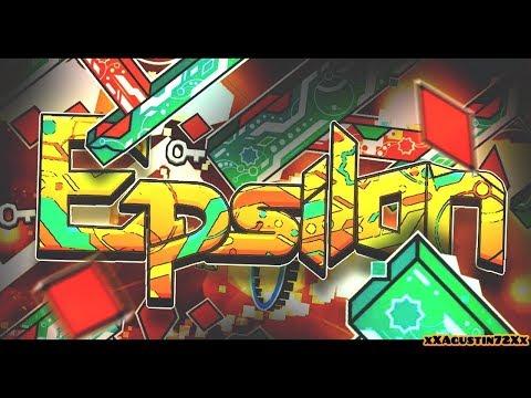Download Geometry Dash - Epsilon (Extreme Demon) by Team Proxima | On Stream #Day 1