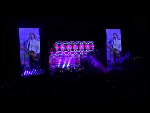 Paul McCartney - Being For The Benefit of Mr. Kite! - Carrier Dome, Syracuse, NY