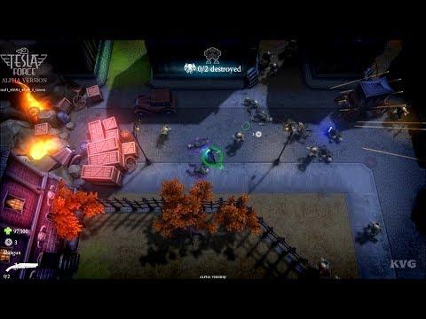 Tesla Force Gameplay (PC HD) [1080p60FPS] |