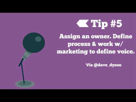 10 Tips for Serving Customers Via Social Media
