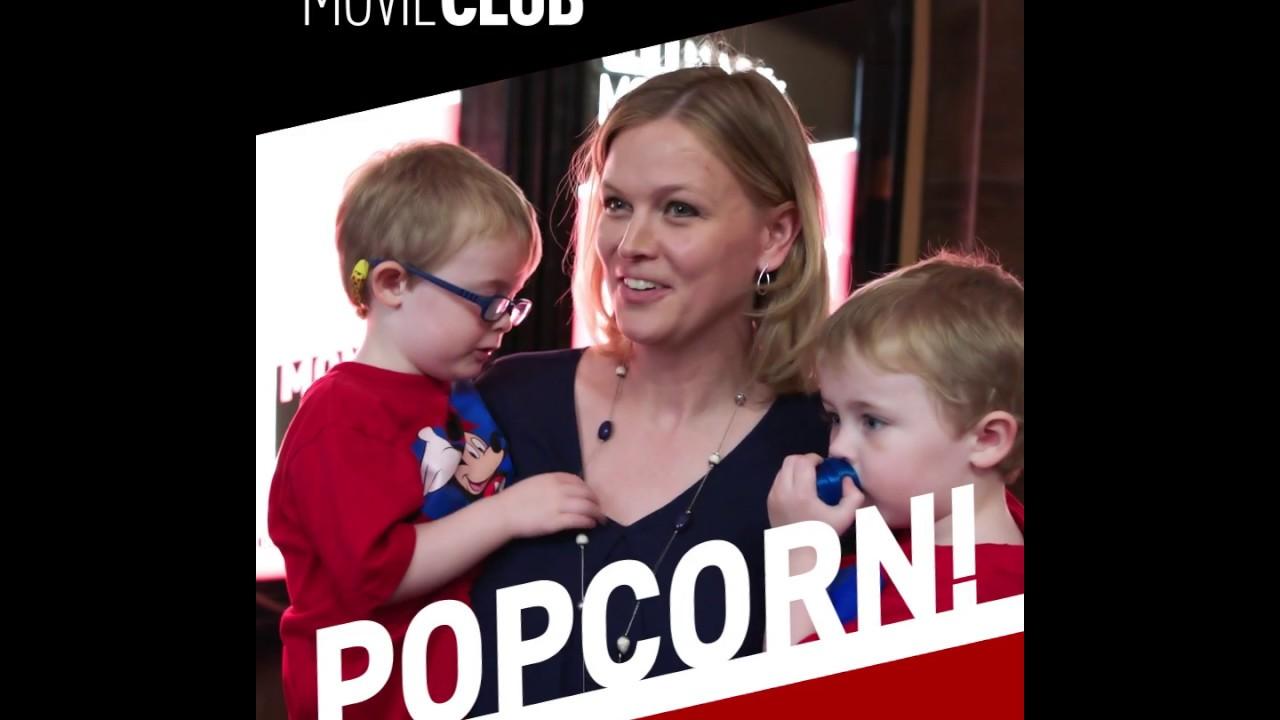 Cinemark Movie Club Testimonials: 20% Off Snacks