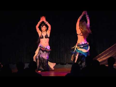 Kami & Kae Duet Tribal Style Belly Dance