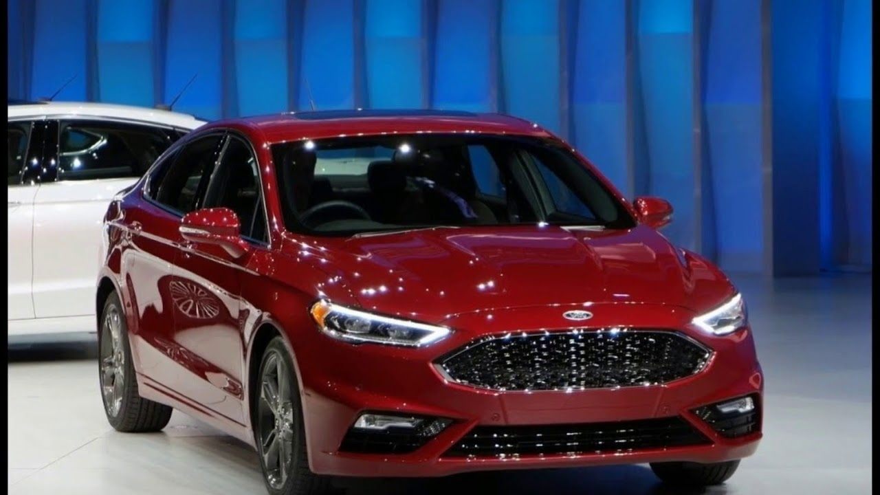 Amazing 2019 Ford Fusion Redesign Youtube