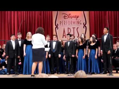 Aloha High School Choir at Disney's 60th