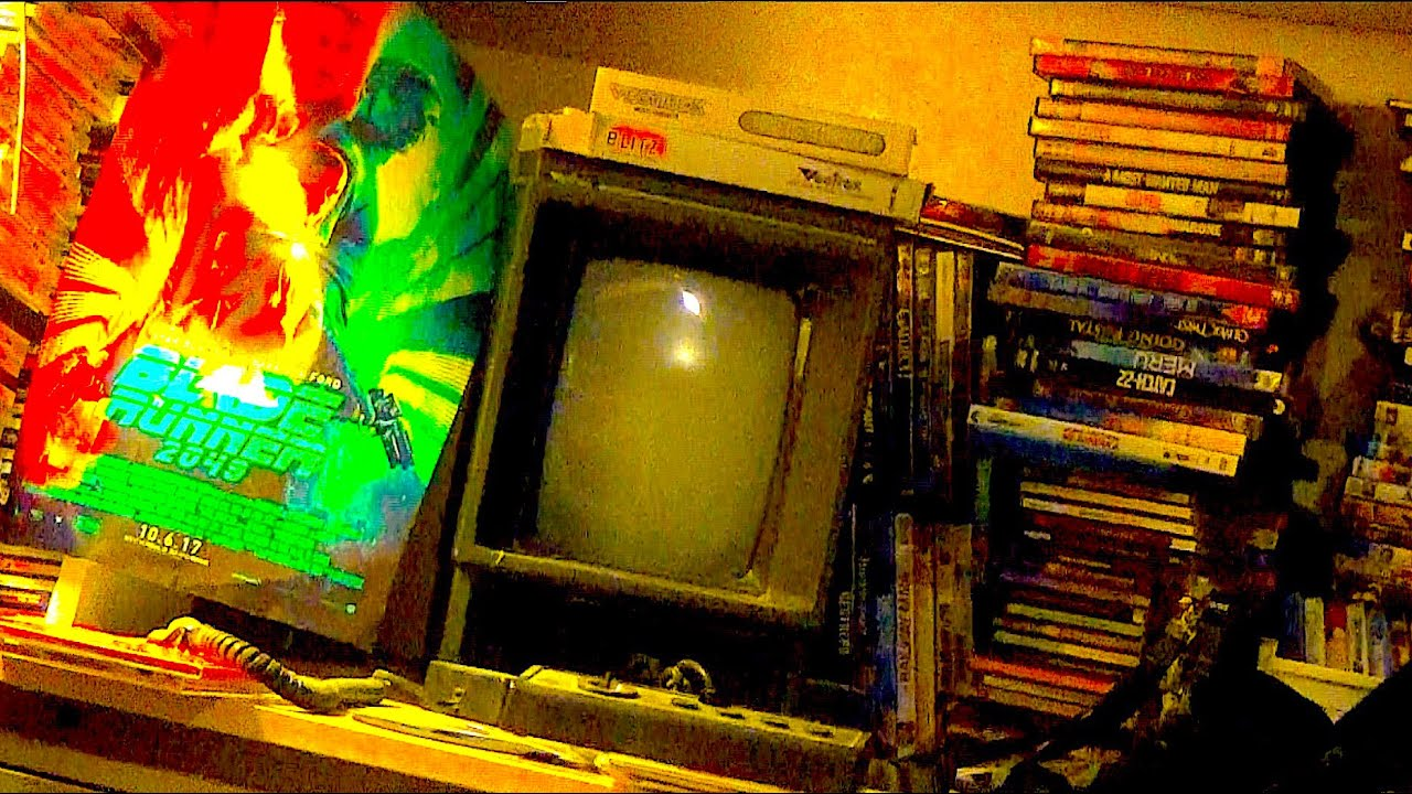 Vectrex Art Master: Making A Drawing on the Vectrex