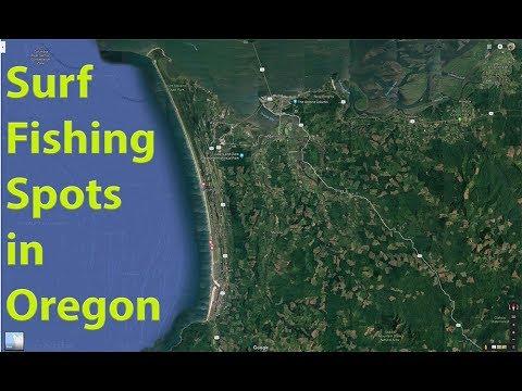 Surf Fishing Spots In Oregon