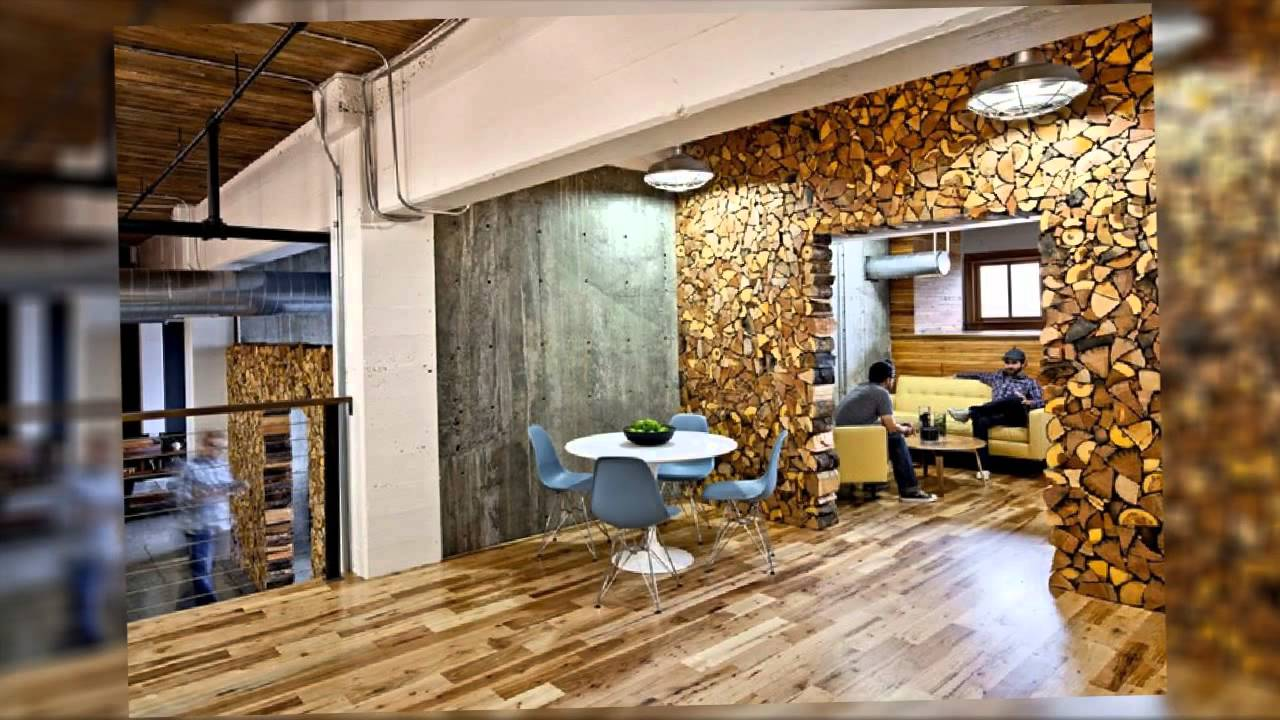 Decoracion de interiores con madera youtube - Interiores rusticos de casas ...
