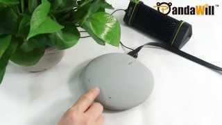 MUZO Cobblestone Amazing Smart WiFi & HiFi Music System For Speakers