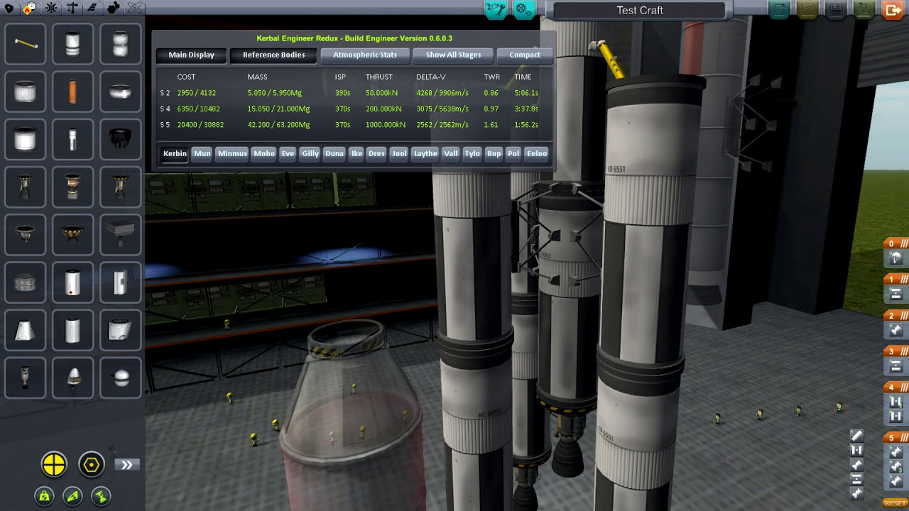 Kerbal Space Program - Advanced Rocket Design Tutorial  Scott Manley 30:28  HD