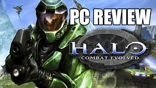 Halo Combat Evolved PC Review - The Final Verdict (Video Game Video Review)